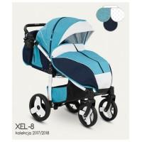 Прогулочная коляска Camarelo Elf XEL-8 (Камарело Ельф XEL-8)