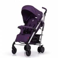 Прогулянкова коляска CARRELLO Arena CRL-8504 Ultra Violet в льоні (Каррелло Арена)