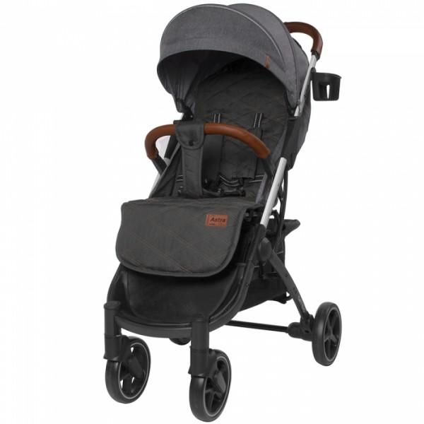 Прогулянкова коляска-книжка CARRELLO Astra CRL-5505 Dolphin Grey (Каррелло Астра)