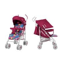 Прогулянкова коляска-тростина Babycare Rider Crimson (Бейбікеа Райдер)