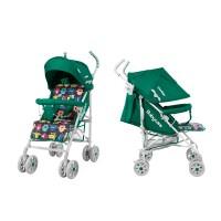 Прогулянкова коляска-тростина Babycare Rider Green (Бейбікеа Райдер)
