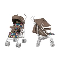 Прогулянкова коляска-тростина Babycare Rider Beige (Бейбікеа Райдер)