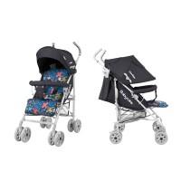 Прогулянкова коляска-тростина Babycare Rider Grey (Бейбікеа Райдер)