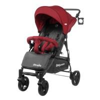 Прогулянкова коляска Babycare Strada Apple Red (Бебікеа Страда)