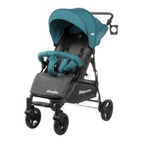 Прогулянкова коляска Babycare Strada Lime Green (Бебікеа Страда)