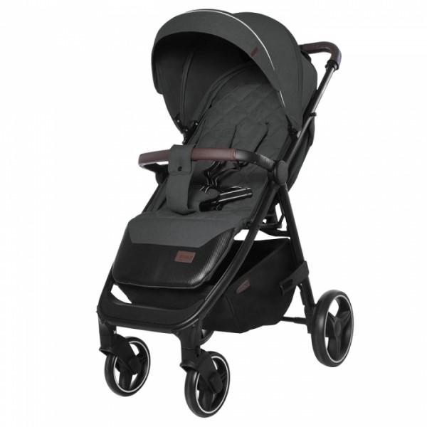 Прогулянкова коляска CARRELLO Bravo CRL-8512 Serious Grey (Каррелло Браво)