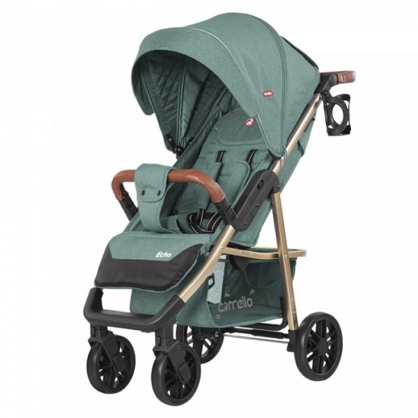 Прогулянкова коляска CARRELLO Echo CRL-8508/1 Emerald Green (Каррелло Еко)