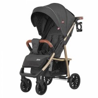 Прогулянкова коляска CARRELLO Echo CRL-8508/1 Midnight Gray (Каррелло Еко)