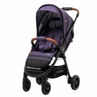 Прогулянкова коляска CARRELLO Eclipse CRL-12001/1 Plum Purple (в льоні + дощовик) (Каррелло Екліпс)
