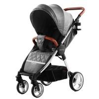 Прогулянкова коляска Carrello Milano CRL-5501 Carbon Grey +дощовик (Каррелло Мілано)