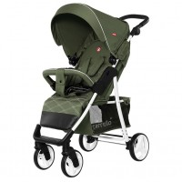 Прогулянкова коляска CARRELLO Quattro Mint Green (+дощовик) (Каррелло Куаттро)