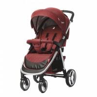 Прогулянкова коляска CARRELLO Unico CRL-8507 Deep Red + дощовик (Каррелло Уніко)