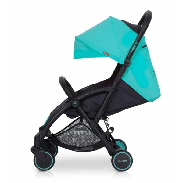 Прогулянкова коляска EasyGo Minima Malachite (ІзіГоу Мініма)