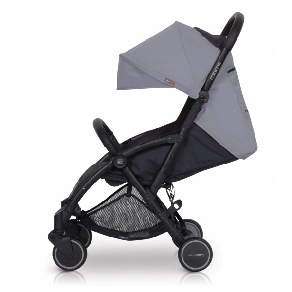 Прогулянкова коляска EasyGo Minima Grey Fox (ІзіГоу Мініма)