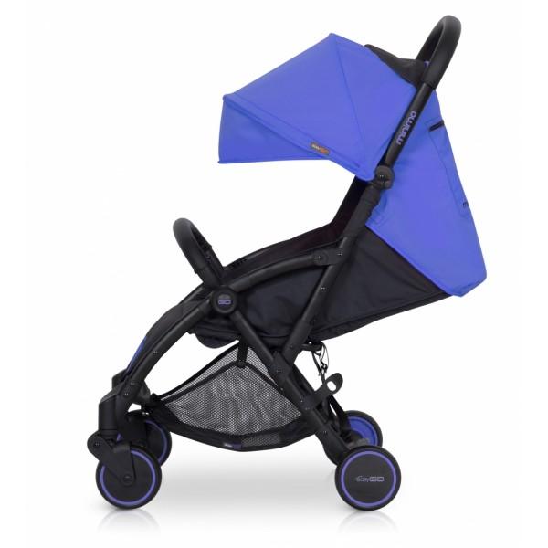 Прогулянкова коляска EasyGo Minima Sapphire (ІзіГоу Мініма)