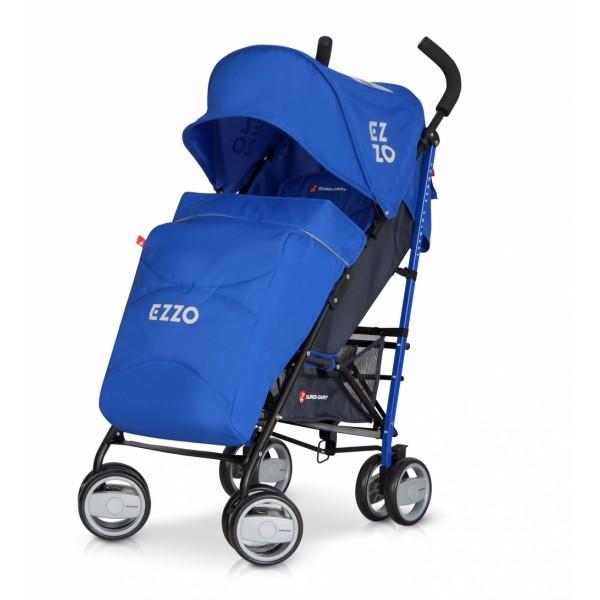 Прогулочная  коляска Euro-Cart EZZO  Sapphire (Евро-Карт Эзо сапфир)