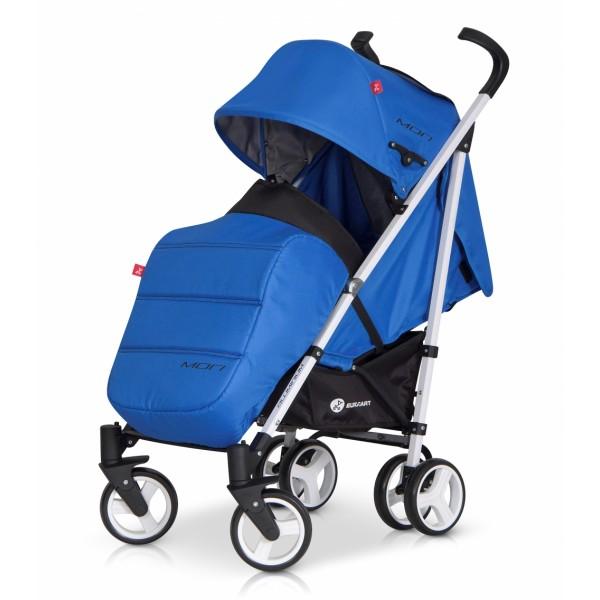 Прогулочная  коляска Euro-Cart Mori  Sapphire (Евро-Карт Мори сапфир)