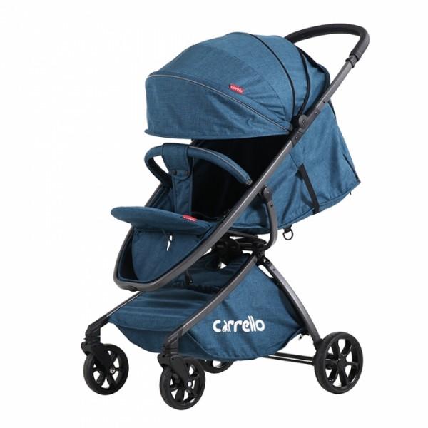 Прогулянкова коляска CARRELLO Magia CRL-10401 Blue/Denim Blue (Каррелло Магія)
