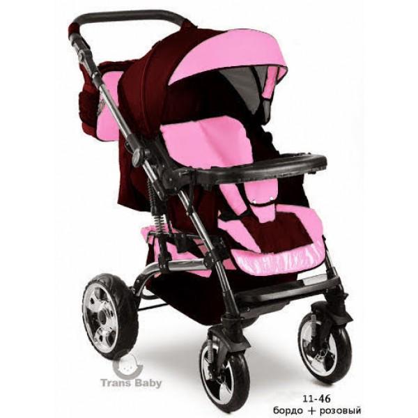 Прогулянкова коляска Trans Baby Viking 11/46 (Транс Бейбі Вікінг)