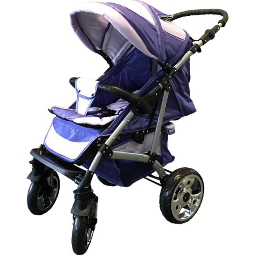 Прогулочная коляска WALKER  Trans Baby / Purple (Транс Бейби Волкер / Фиолет)