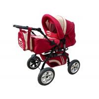 Коляска-трансформер Trans Baby Rover 09/Cream (Транс Бейбі Ровер)