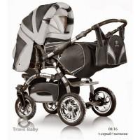Коляска-трансформер Trans Baby Prado Lux 08/16 (Транс Бейбі Прадо Люкс)