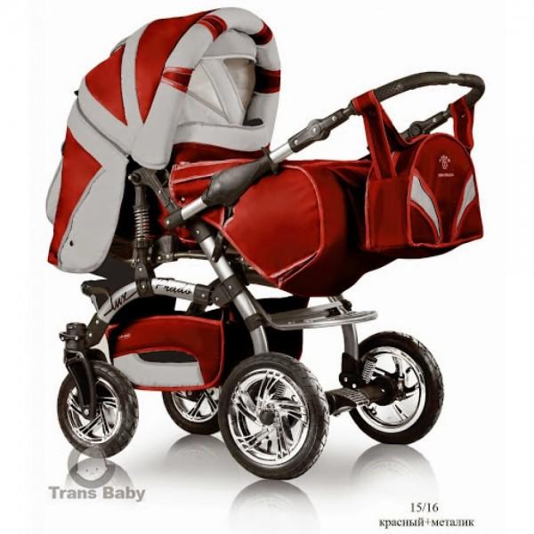 Коляска-трансформер Trans Baby Prado Lux 15/16 (Транс Бейбі Прадо Люкс)