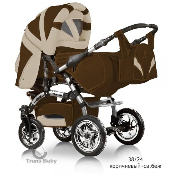 Коляска-трансформер Trans Baby Prado Lux 38/24 (Транс Бейбі Прадо Люкс)