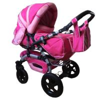 Коляска-трансформер Trans Baby  Prado Lux 74/27 (Транс Бейби Прадо Люкс 74/27 )