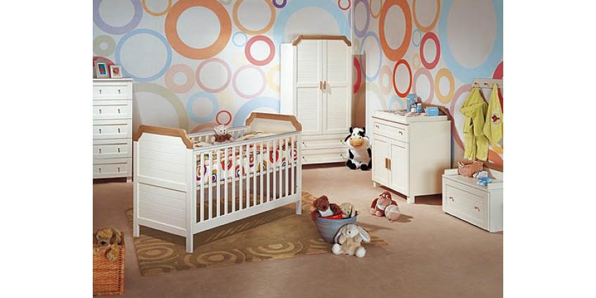 Выбираем цветовую палитру для комнаты малыша