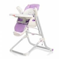 Cтульчик 3 в 1 CARRELLO Triumph CRL-10302 Purple (Карелло Триумф)